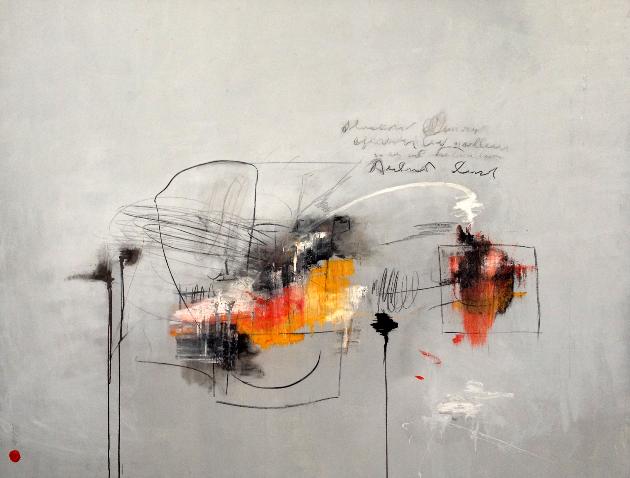 ART DIFERE III / 212x162 cm