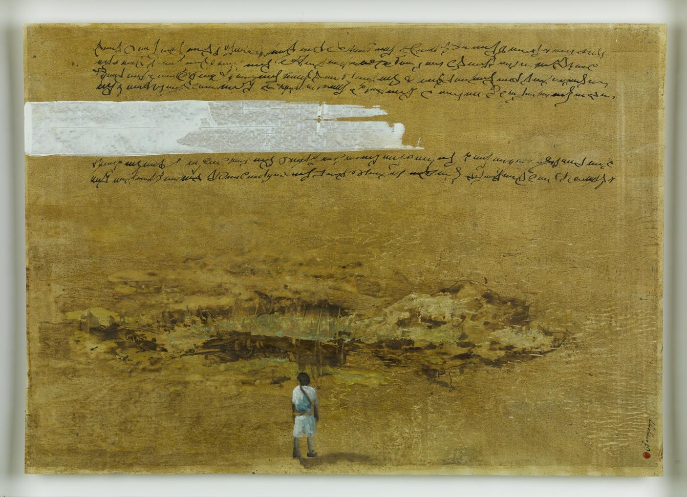 ARCHES 522 / 68 x 96 cm