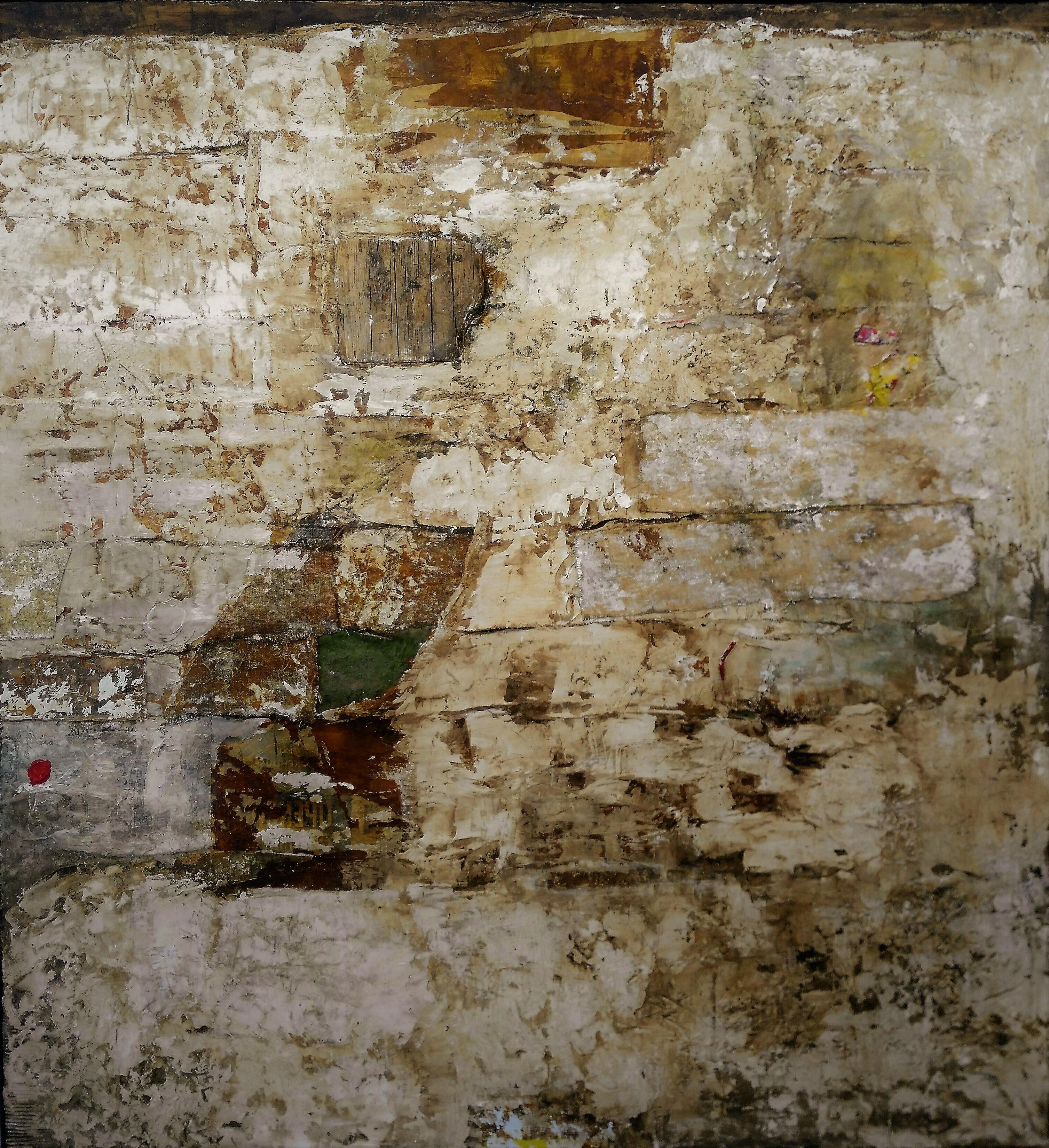 REALIDAD CONCEPTUAL / 233 x 218 cm