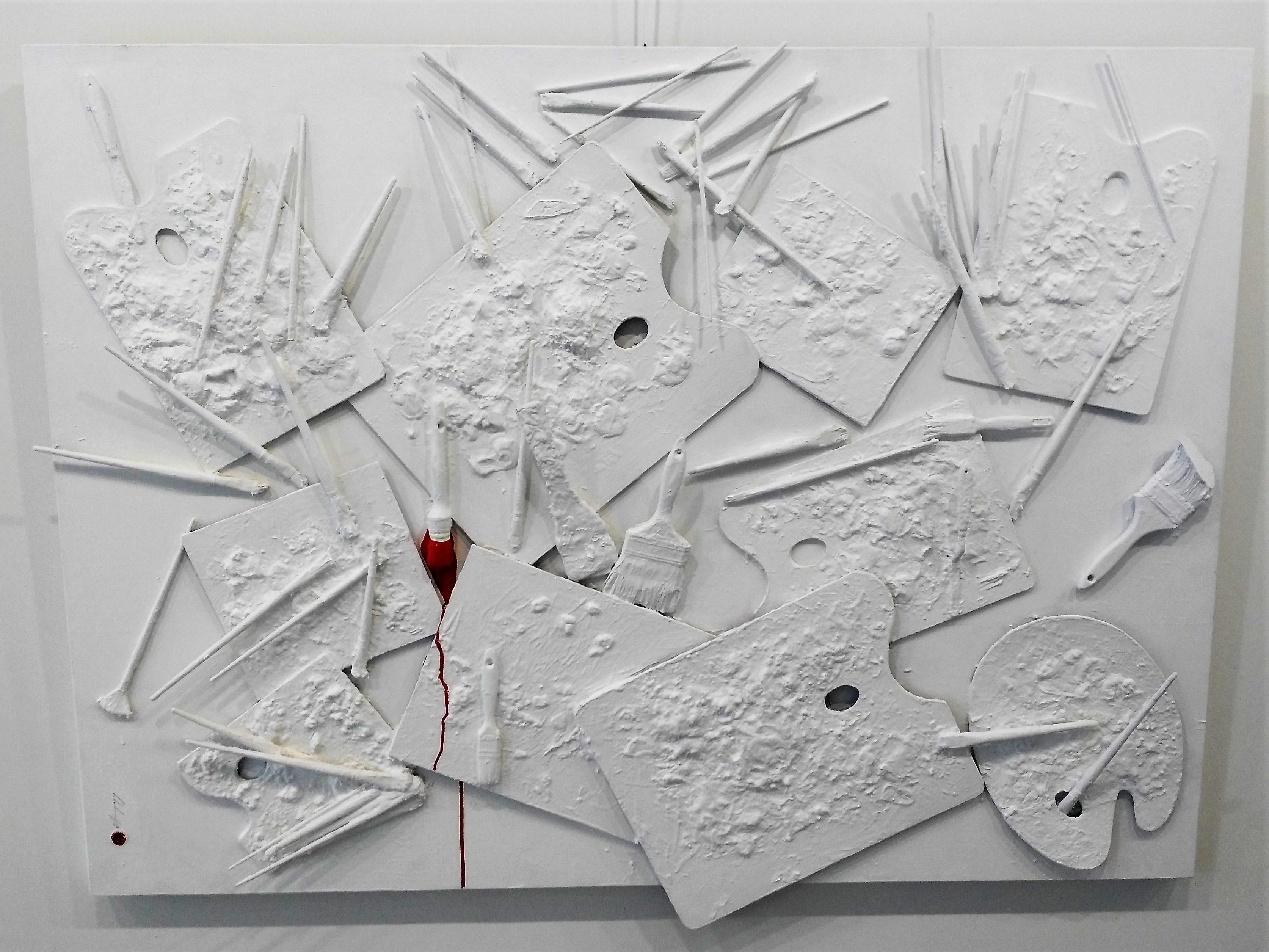 MIS PALETAS 2 / 121 x 167 cm